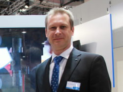 Photo: Ingo Wellmann, Manager Strategic Programs bei SKF