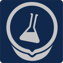 Logo: Chemical materials for foundries